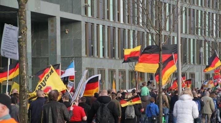 Berlin Demo 21