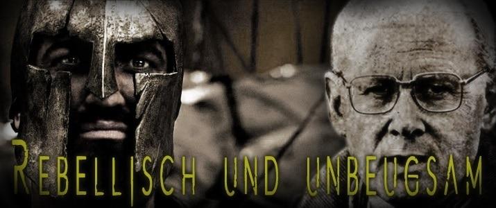 """Rebellisch und Unbeugsam: Eine neue """"alte"""" Lehre"""