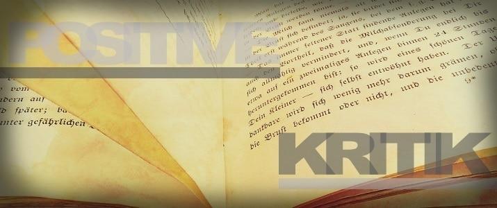 Eine positive Kritik: Die Negativauslese der Alten Rechten