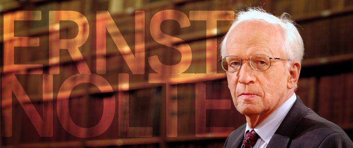 Der letzte Liberale – zum 1. Todestag Ernst Noltes