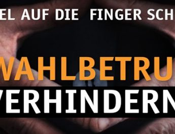 Wahlbeobachtung