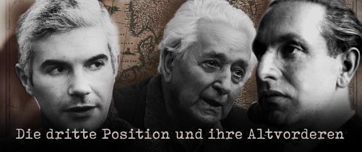 DRITTE POSITION: Porträt einer Weltanschauung