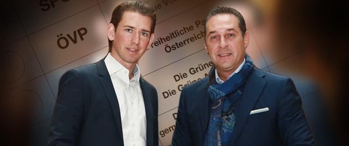 Es ist amtlich: Seit heute Rechtskonservative Regierung in Österreich