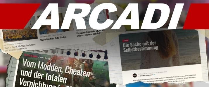"""Arcadi – Das rechte """"Lifestyle-Magazin"""" geht in die nächste Runde"""
