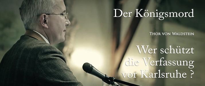 Der Königsmord von Karlsruhe