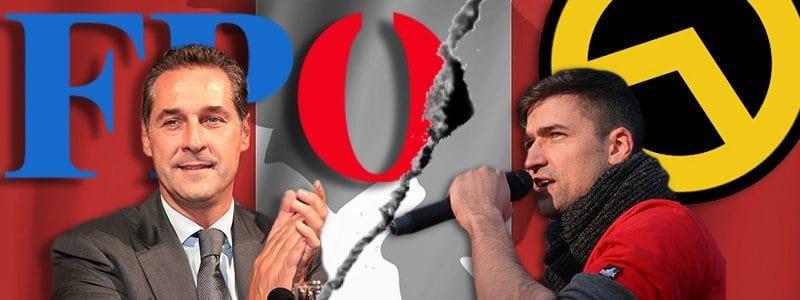 Martin Sellner und die FPÖ