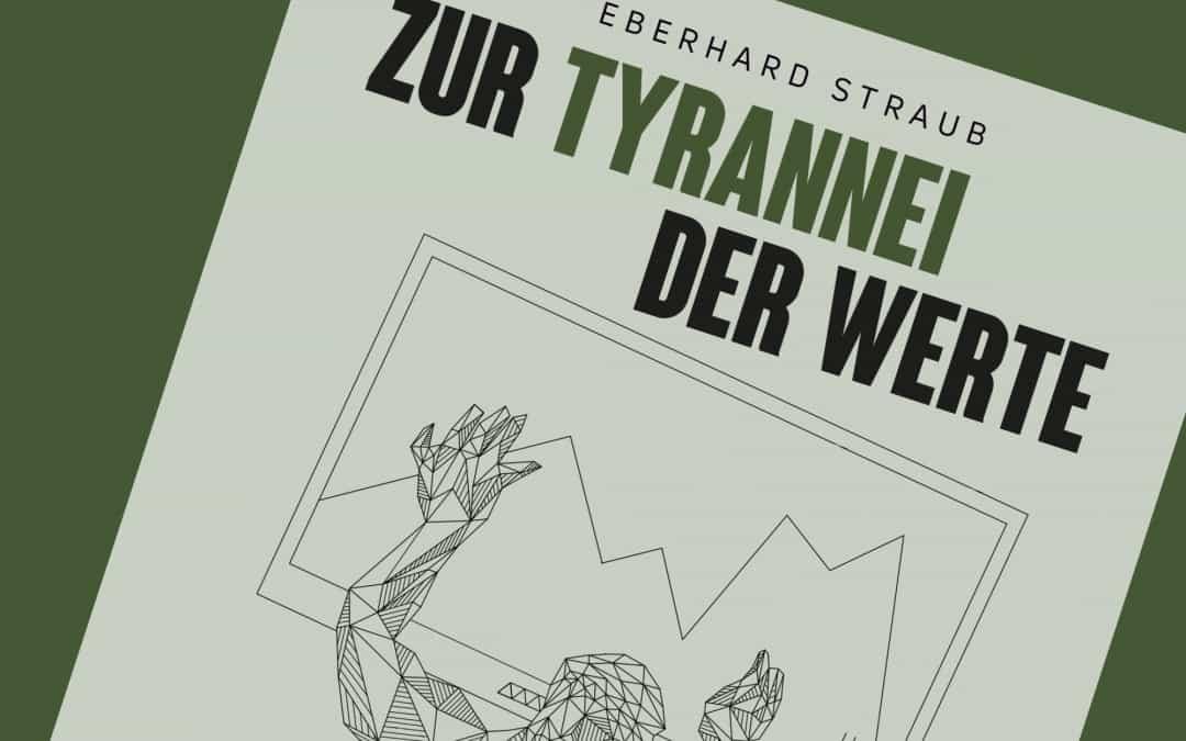 """Rezension """"Zur Tyrannei der Werte"""""""