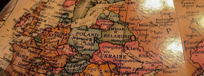 Geopolitische Verschiebungen