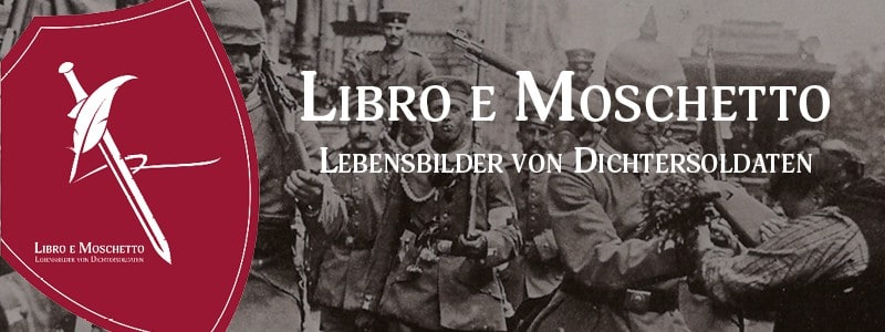 Banner Libro e Moschetto