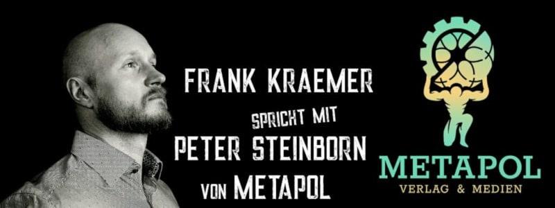 Frank Kraemer spricht mit Peter Steinborn