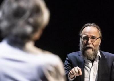 Dugin und Lévy: Wenn Welten aufeinanderprallen