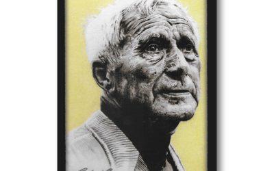 Postkarte Ernst Jünger 1