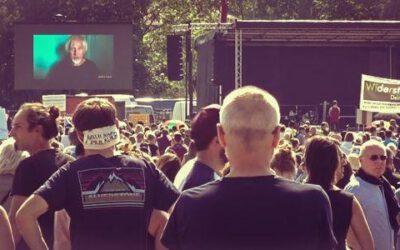Analyse zu Berliner Protesten: Das Band spannt sich