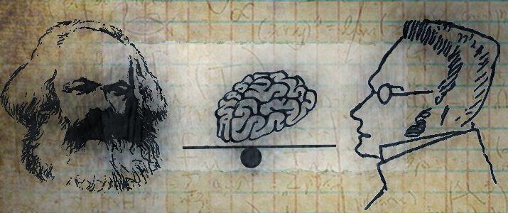 Stirner und Marx als Rivalen