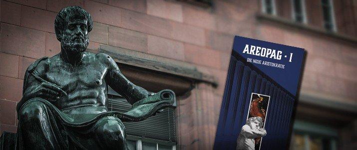 """Der AREOPAG, erste Ausgabe """"Eine neue Aristokratie"""""""