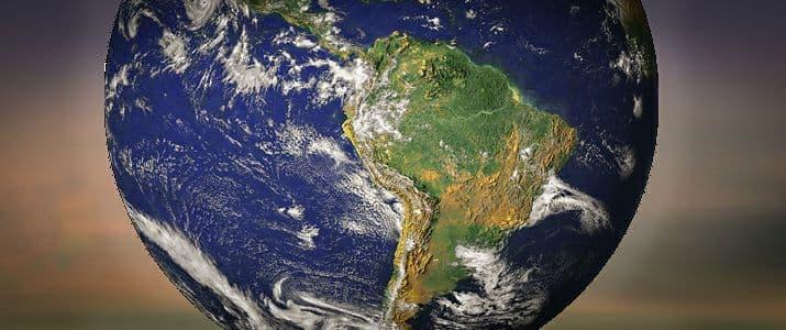 südamerikanischer Kontinentt