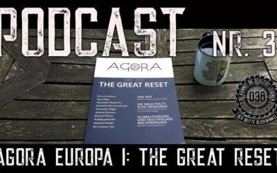 Im Gespräch mit Frank Kraemer:  Agora Europa – The Great Reset