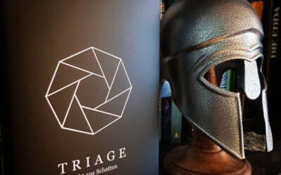 Im Gespräch mit Frank Kraemer: Triage – Licht aus Schatten